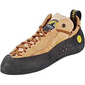 La Sportiva Mythos Climbing Shoes Men brown/black